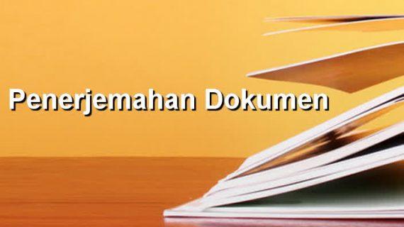 Penerjemah Tersumpah di Bogor