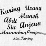 Translate Bahasa Bandung ke Indonesia