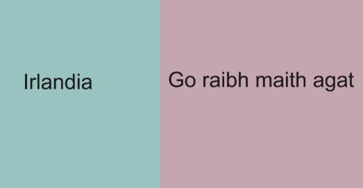 Translate Irlandia ke Indonesia