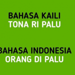 Translate Kaili Indonesia