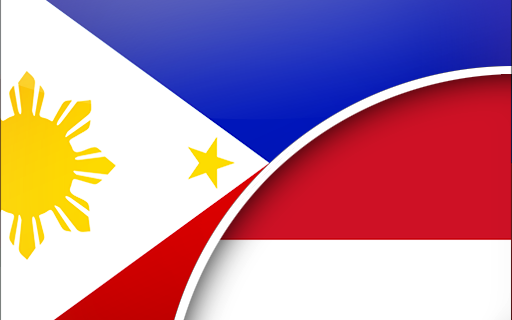 Translate Philippines to Indonesia